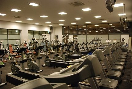 Get Fit at the Sky Hall Toyota Training Gym!
